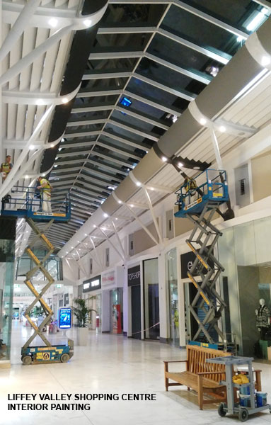 Commercial Decorators Dublin