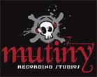 Mutiny Recording Studios logo